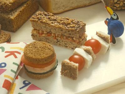 Ernährungstipps zum Schulanfang